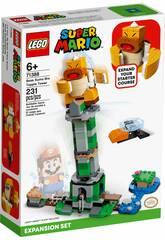 Lego Super Mario Set di espansione: torre oscillante del fratello Sumo capo 71388