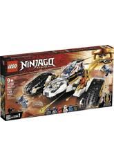 Lego Ninjago Vehículo de Asalto Ultrasónico Lego 71739