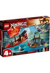 Lego Ninjago Vuelo Final del Barco de Asalto Ninja Lego 71479