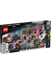 Lego Marvel Avengers: battaglia finale di Endgame 76192