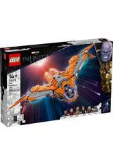 Lego Marvel Nave dos Guardiães 76193