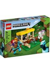Lego Minecraft L'écurie des chevaux 21171