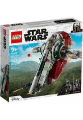 Lego Star Wars Nave Estelar de Boba Fett 75312