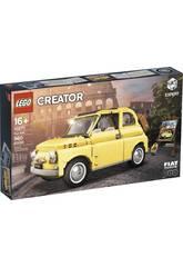 Lego Créateur Fiat 500 10271