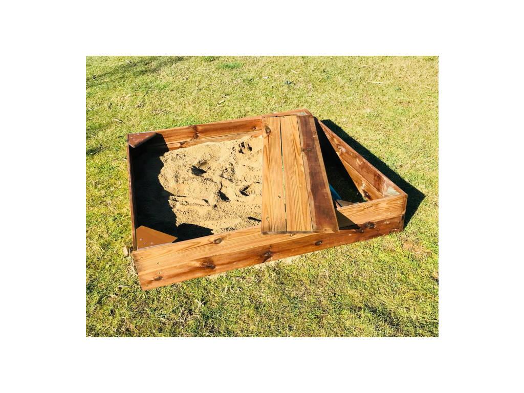 Arenero Kassi L de 150x150 cm. Masgames MA600081
