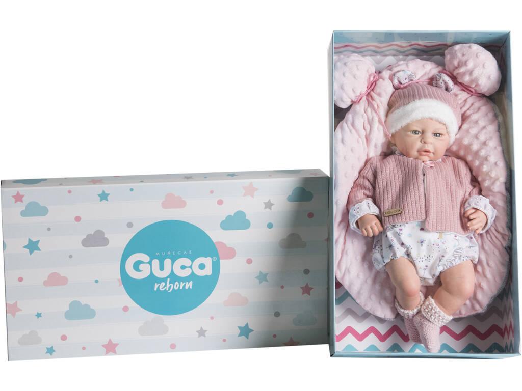 Muñeca Reborn Sonia 46 Cm. Guca 10191