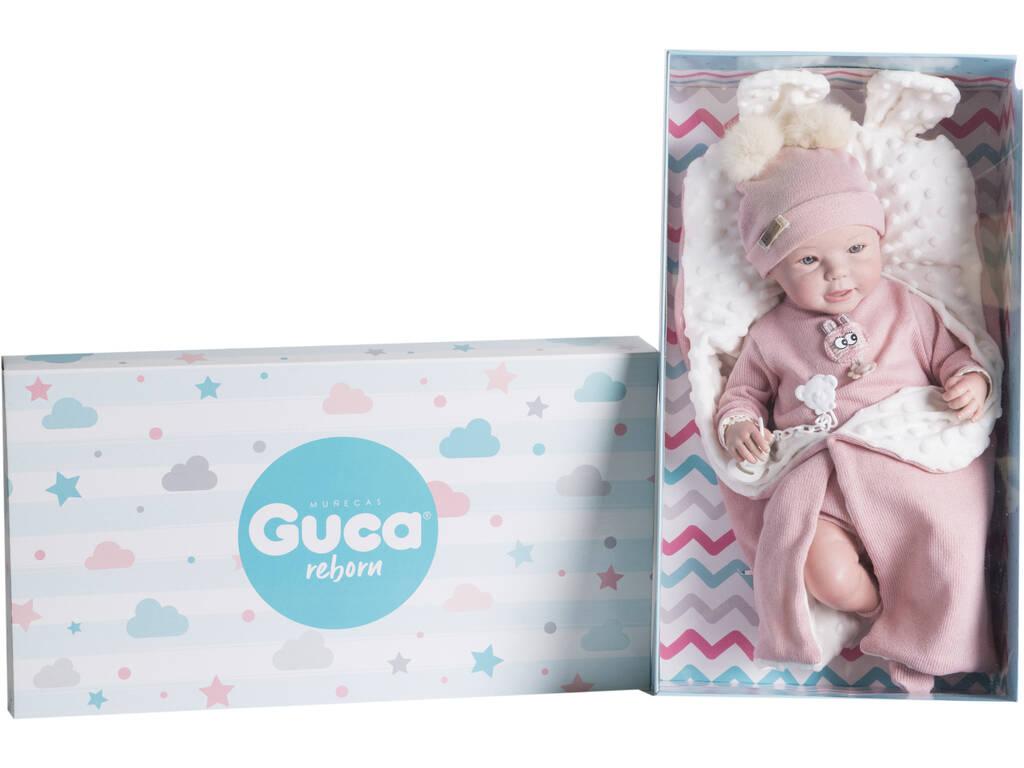 Muñeca Reborn Sofía 46 Cm. Guca 10211