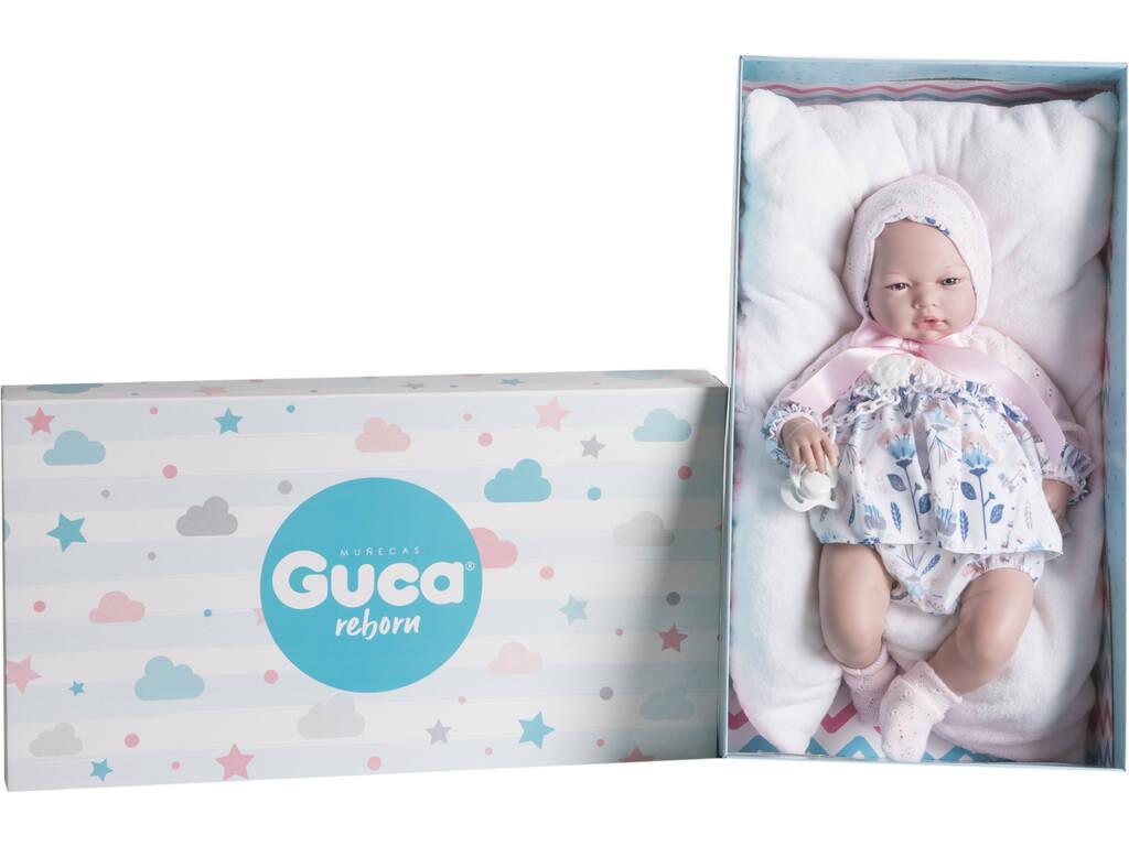 Muñeca Reborn Lola 46 Cm. Guca 18048