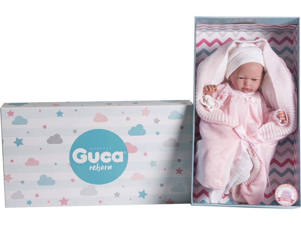 Muñeca Reborn Julia 46 Cm. Guca 18051