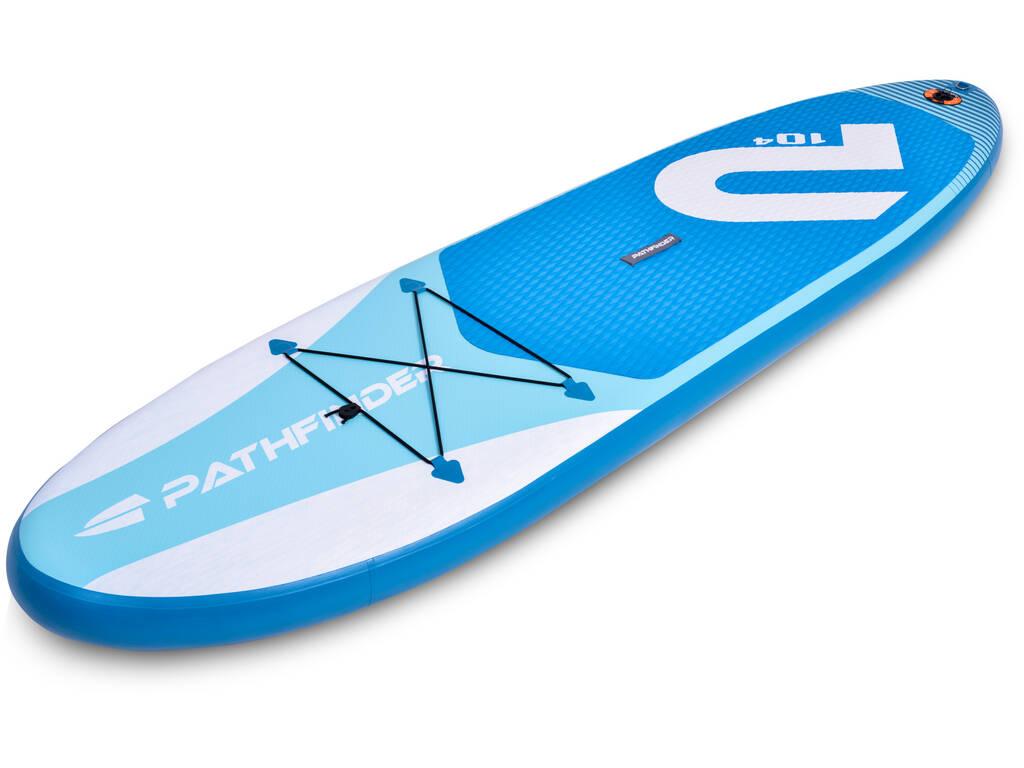 Tabla Padelsurf Hinchable de 315x76x15 cm. All Around Multiboard Pathfinder 34096