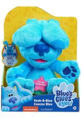 Peluche Las Pistas de Blue Peek A Blue Famosa BLU02100