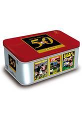 La Liga 21-22 Box Serie Oro 50 Años Cromos Exclusivos Panini 8424248917951