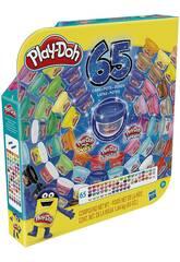Playdoh Celebration Pack 65 pots Hasbro F1528