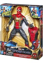 Figure Spider-Man 30 cm. Costume d'intégration Hasbro F0238