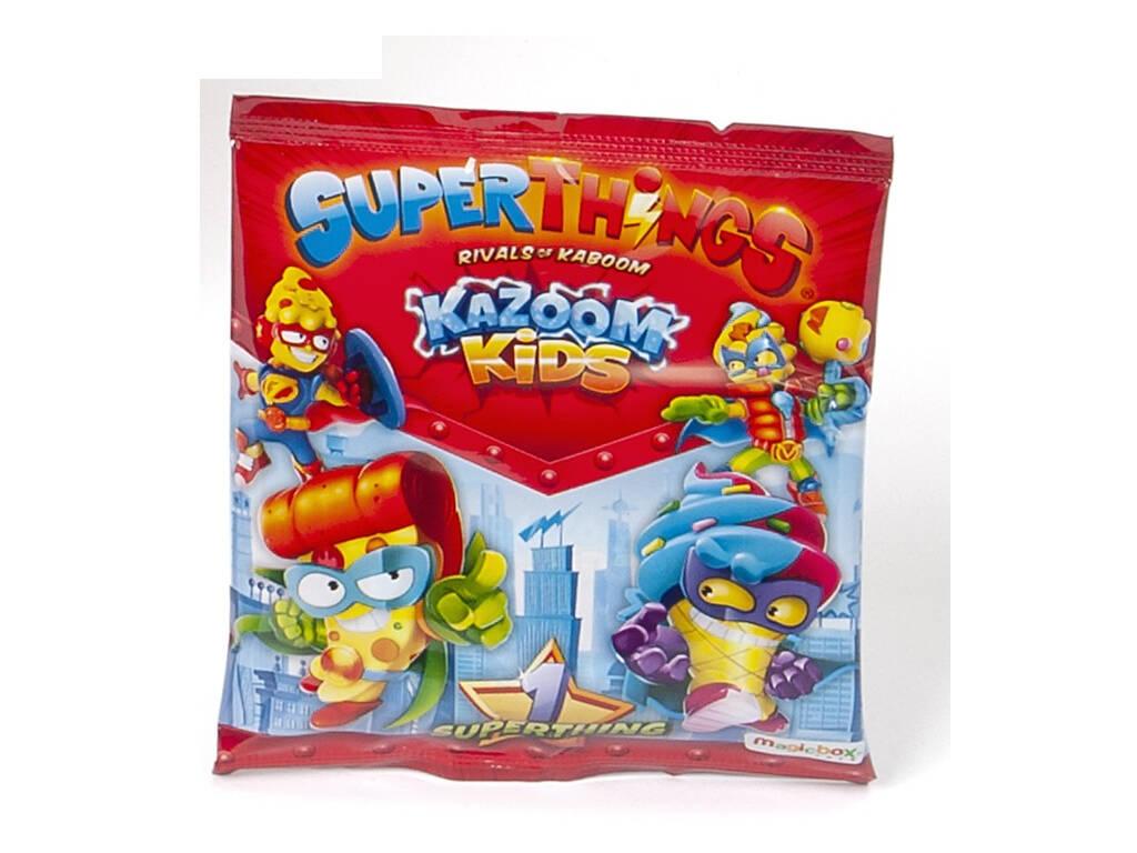 Superthings Kazoom Kids Sobre 1 Figura Sorpresa Magic Box PST8D250IN00