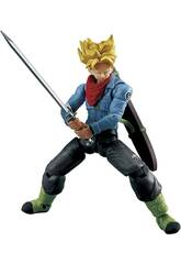 Dragon Ball Super Evolve Figura Super Saiyan Trunks Bandai 36279