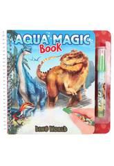 Dino World Aqua Magic Book Depesche 11496
