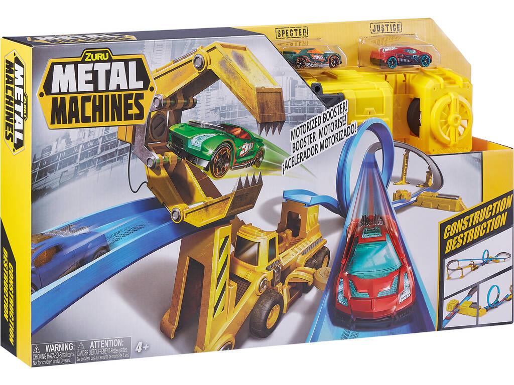 Metal Machines Circuito Coches Construcción Zuru 6703
