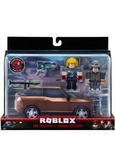 Roblox Vehículo Car Crasher Toy Partner ROB0498