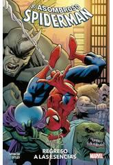 The Amazing Spider-Man Retour aux Essences Marvel Premiere Panini