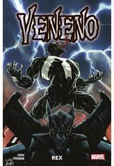 Veneno 1. Rex Marvel Premiere Panini