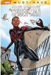 Miles Morales: Spiderman Marvel Must Have Panini 9788413346052