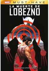 La Muerte de Lobezno Marvel Must Have Panini