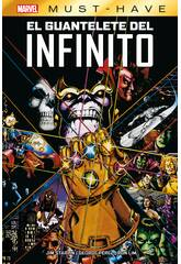 Marvel Infinity Gauntlet Must Have Panini 9788413346083