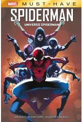 Spider-Man Spider-Man Marvel Universe Must Have Panini 9788413344294