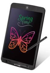 Tablette ardoise LCD noire
