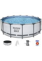 Piscina Desmontable 427X122 cm. Steel Pro Max Bestway 5612X