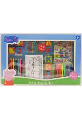 Peppa Pig Set Dibujo 67 piezas CYP GS-67-PG