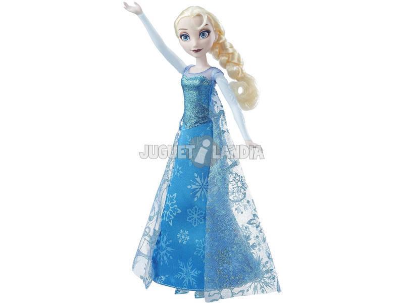 Frozen Elsa Canta y Brilla