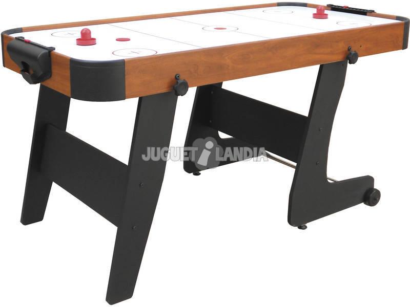 Air Hockey Plegable 152x74x80 cm.