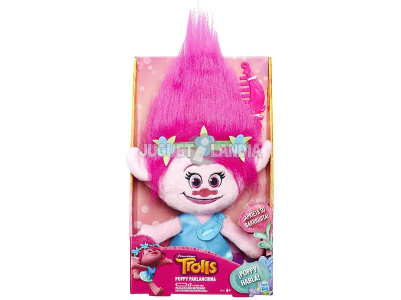 Trolls Poppy Chiaccherona