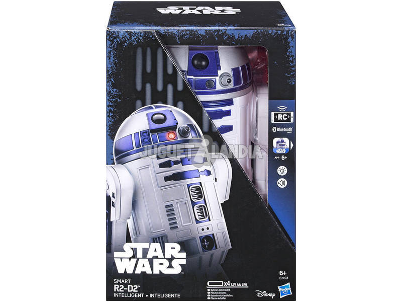 Star Wars Smart R2-D2 Inteligente