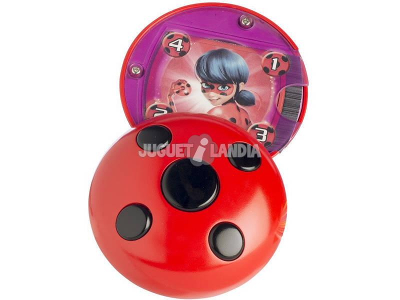 Ladybug Intercomunicador Secreto Bandai 39790