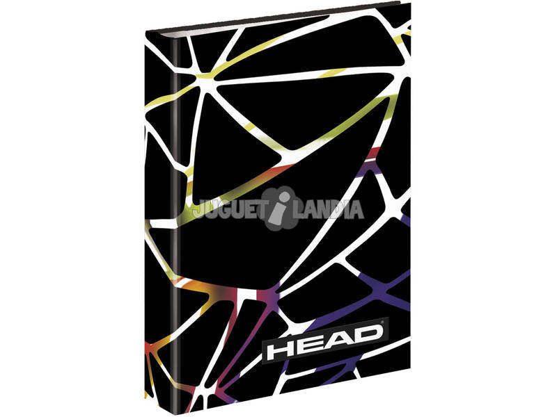 Carpeta Anillas 40-4 Head Spider