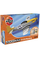 Quick Build Avión Mustang P-51