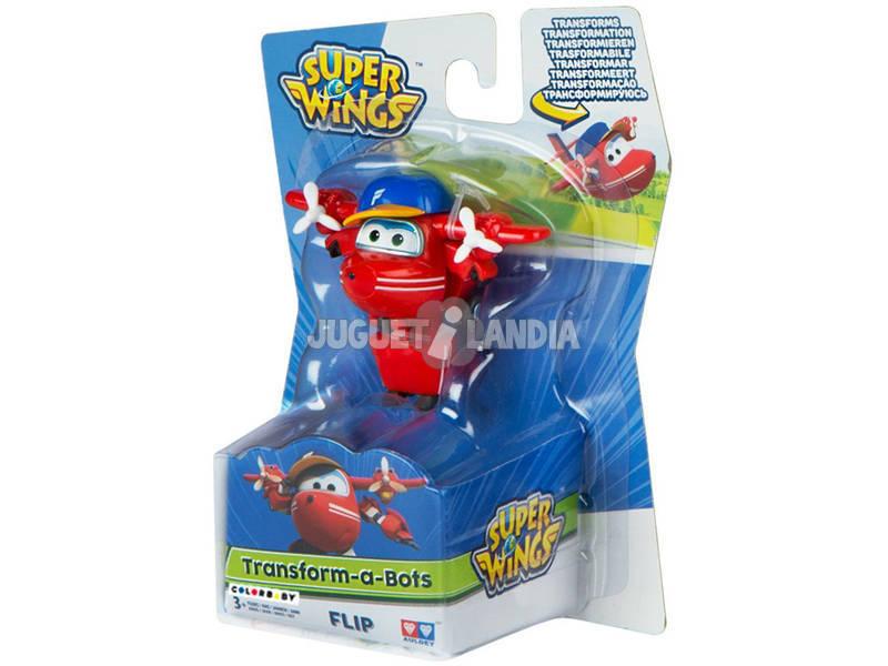Superwings Transform-a-bots