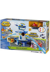Superwings Transform-a-bots Aeroport