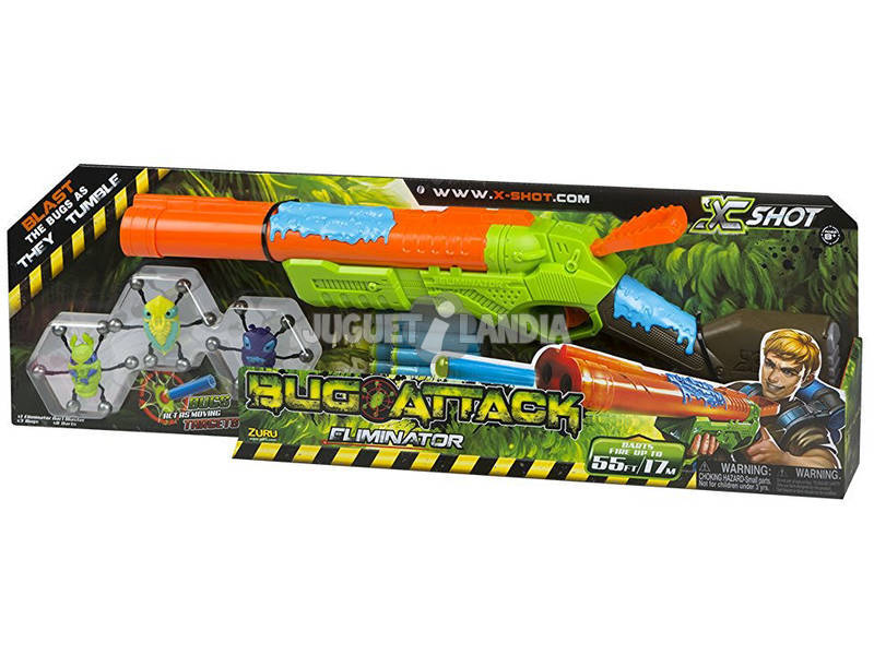 Bug Attack Eliminator Colorbaby 44201
