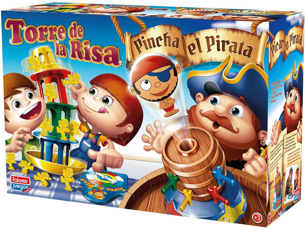 L'allegro pirata + Torre delle risate