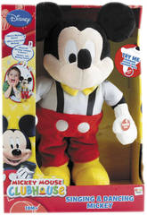 Singing & Dancing Mickey
