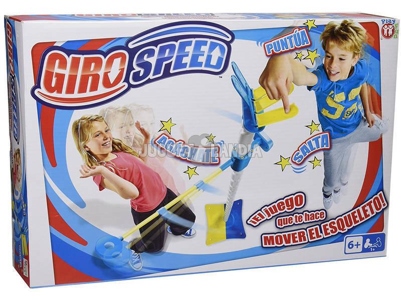 Giro Speed