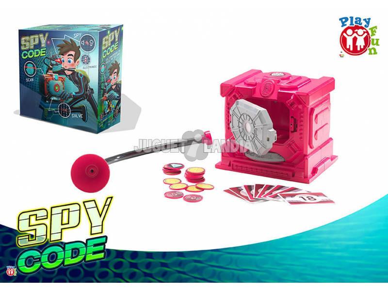 Spy Code IMC Toys 95267