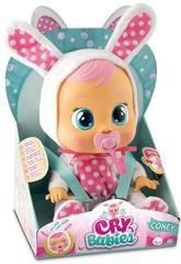 Bambola Coney Bunny Baby Cry IMC TOYS 10598