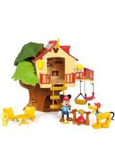 Mickey Mouse Aventura En La Casa Del Árbol
