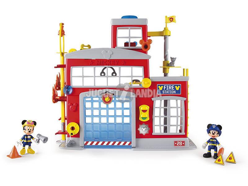 Topolino Mickey Mouse Stazione dei Pompieri