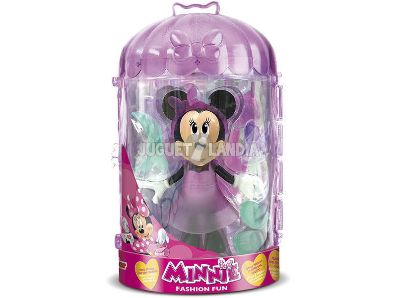 Minnie Vamos ao Shopping